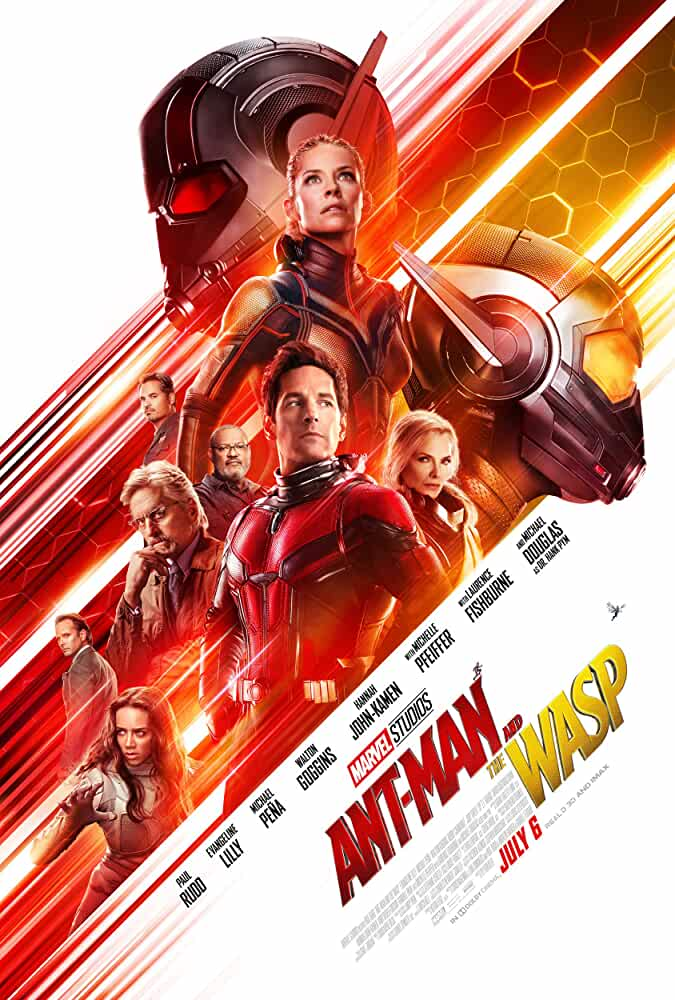 Ant-Man and the Wasp 2018 Movies Watch on Disney + HotStar