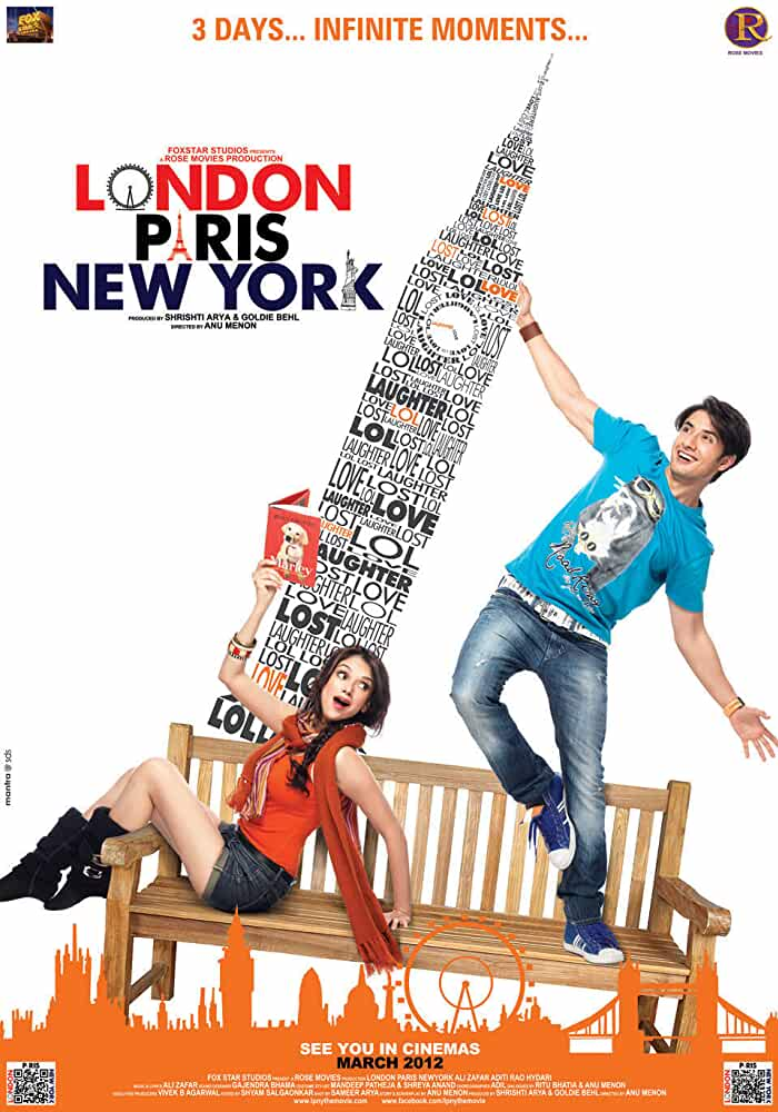 London Paris New York 2012 Movies Watch on Disney + HotStar