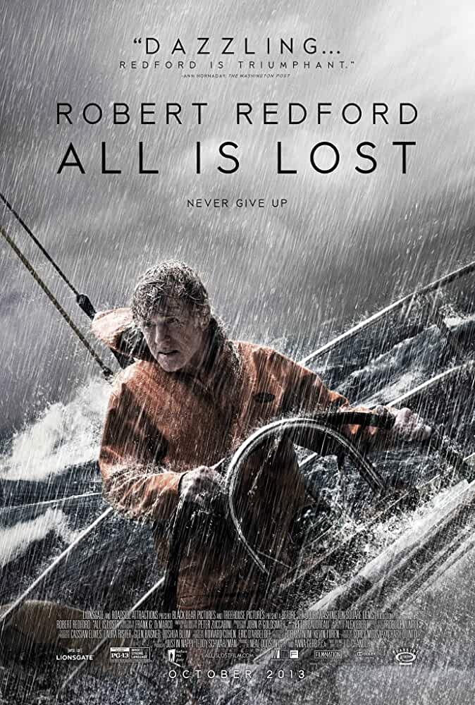 All Is Lost 2014 Movies Watch on Amazon Prime Video