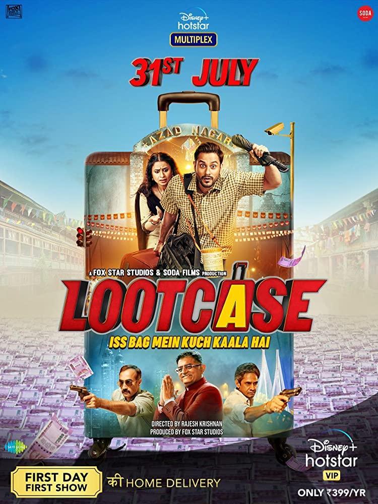 Lootcase 2020 Movies Watch on Disney + HotStar