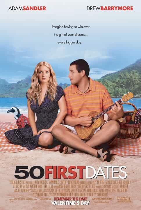 50 First Dates 2004 Movies Watch on Amazon Prime Video