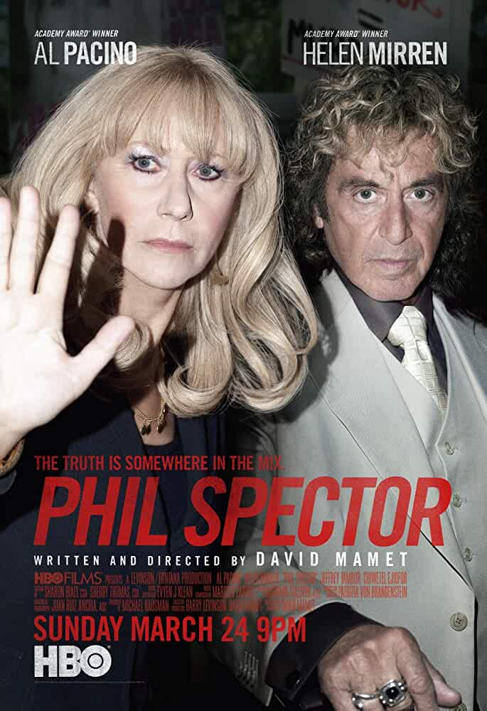 Phil Spector  2013 Movies Watch on Disney + HotStar