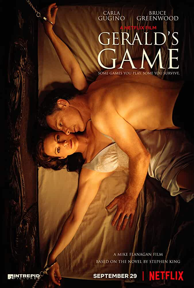 Gerald's Game 2017 Movies Watch on Netflix