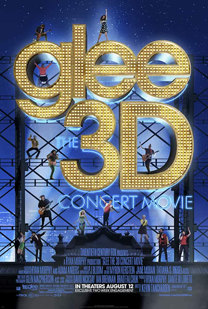 Glee: The 3D Concert Movie 2011 Movies Watch on Disney + HotStar