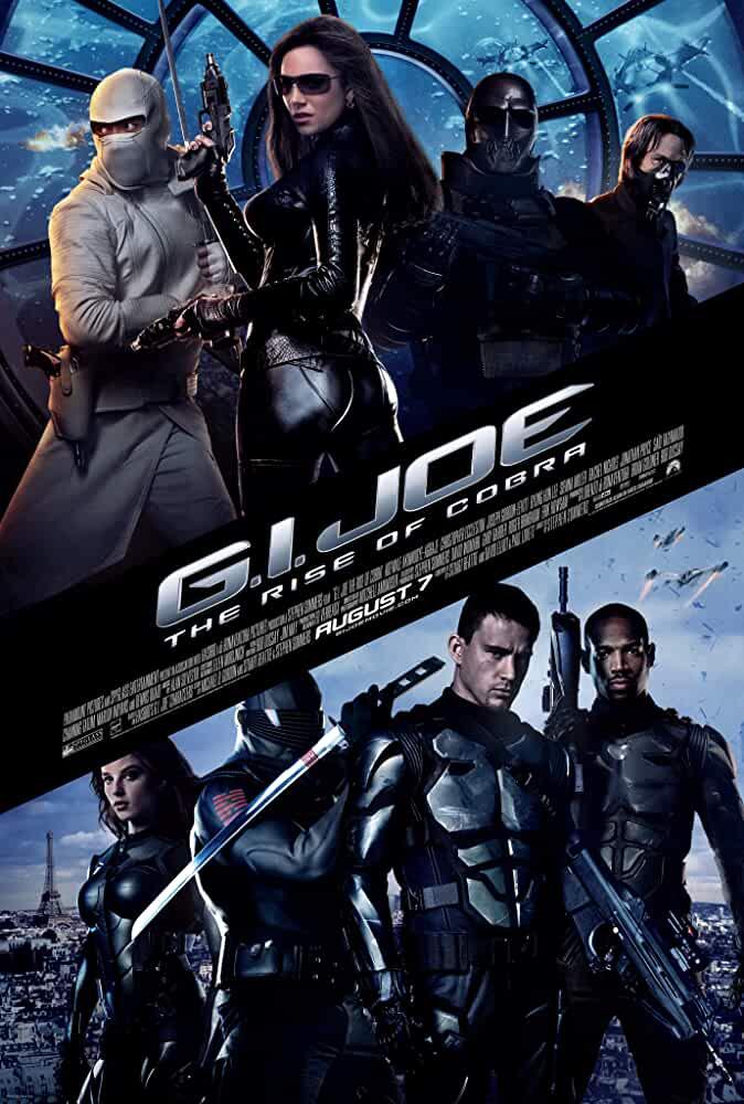 G.I. Joe: The Rise of Cobra 2009 Movies Watch on Amazon Prime Video