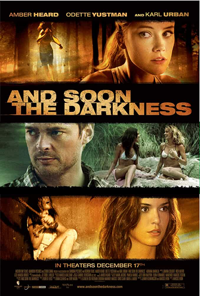 And Soon the Darkness 2010 Movies Watch on Amazon Prime Video