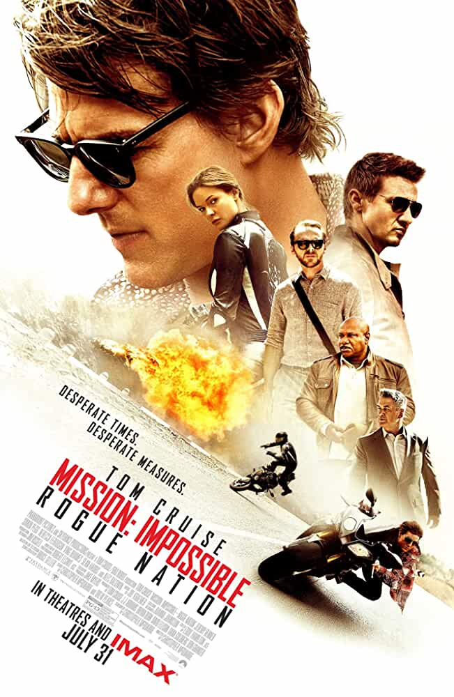 Mission: Impossible - Rogue Nation 2015 Movies Watch on Amazon Prime Video