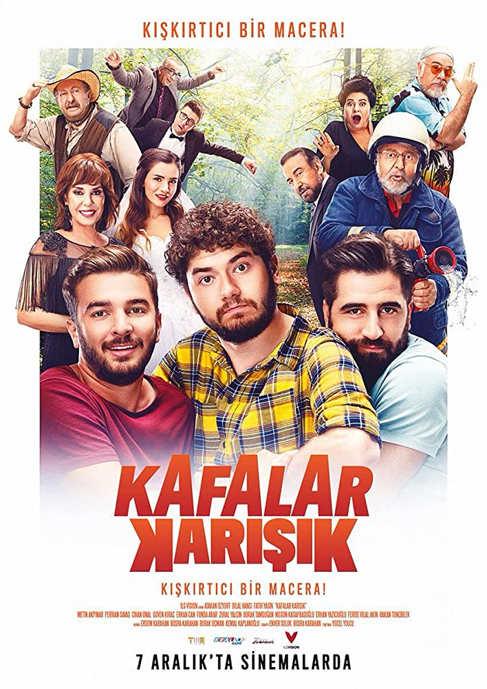 Kafalar Karisik 2018 Movies Watch on Netflix