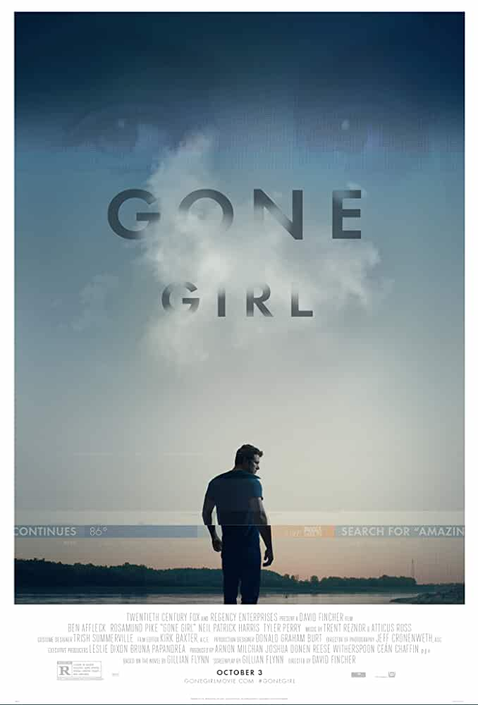 Gone Girl 2014 Movies Watch on Netflix