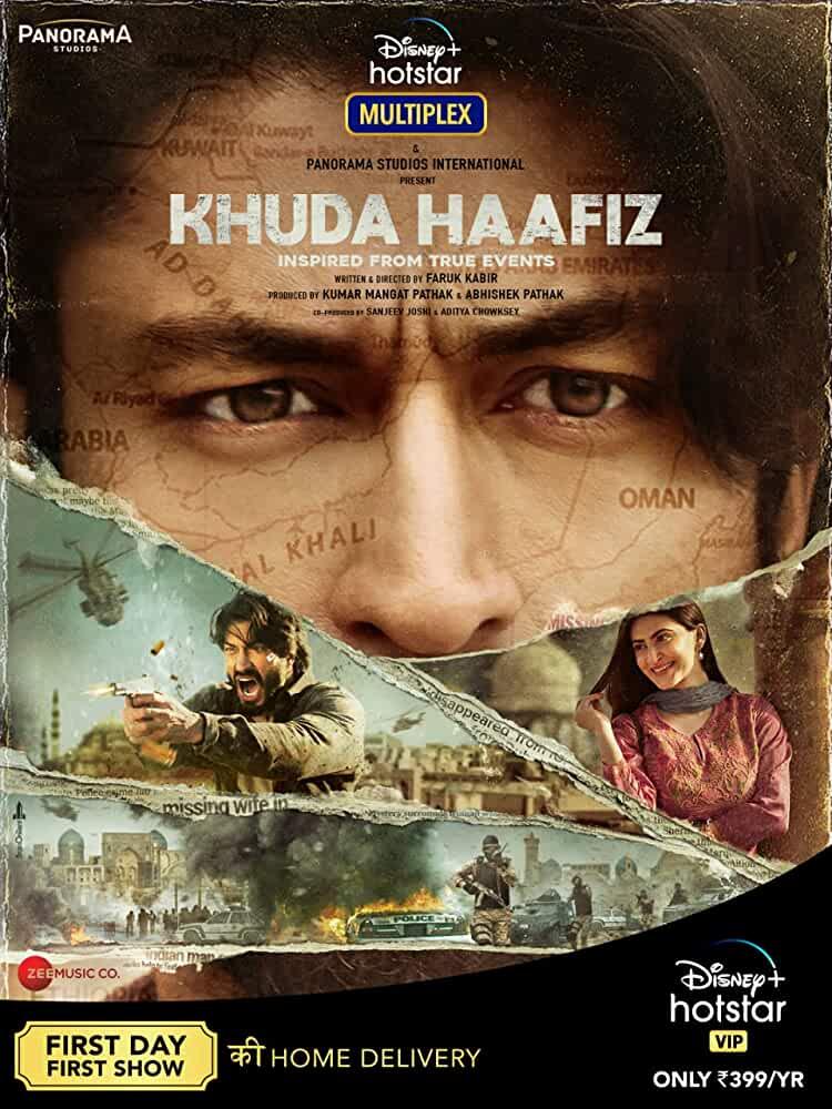 Khuda Haafiz 2020 Movies Watch on Disney + HotStar
