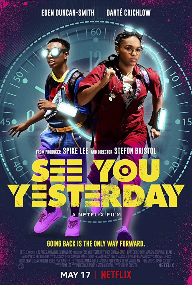 See You Yesterday 2019 Movies Watch on Netflix