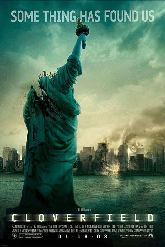 Cloverfield 2008 Movies Watch on Netflix