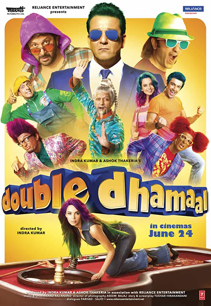 Double Dhamaal 2011 Movies Watch on Amazon Prime Video