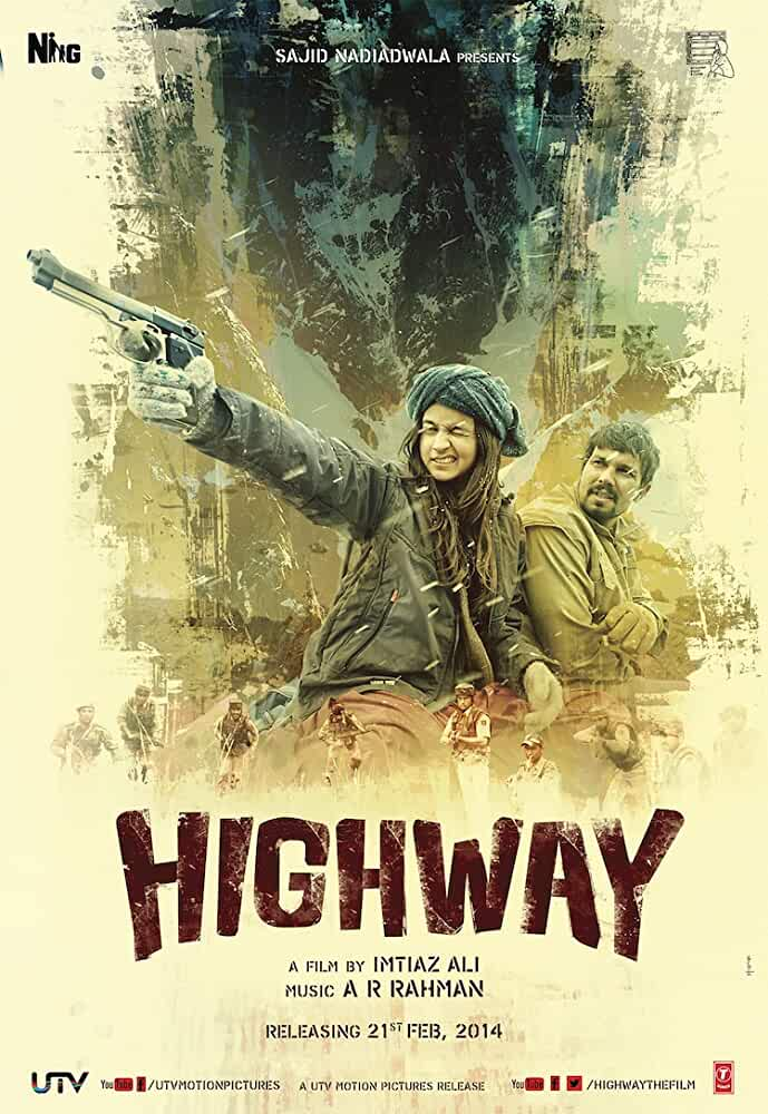 Highway 2014 Movies Watch on Disney + HotStar