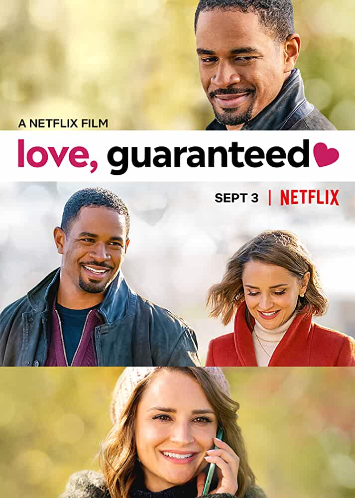 Love, Guaranteed 2020 Movies Watch on Netflix