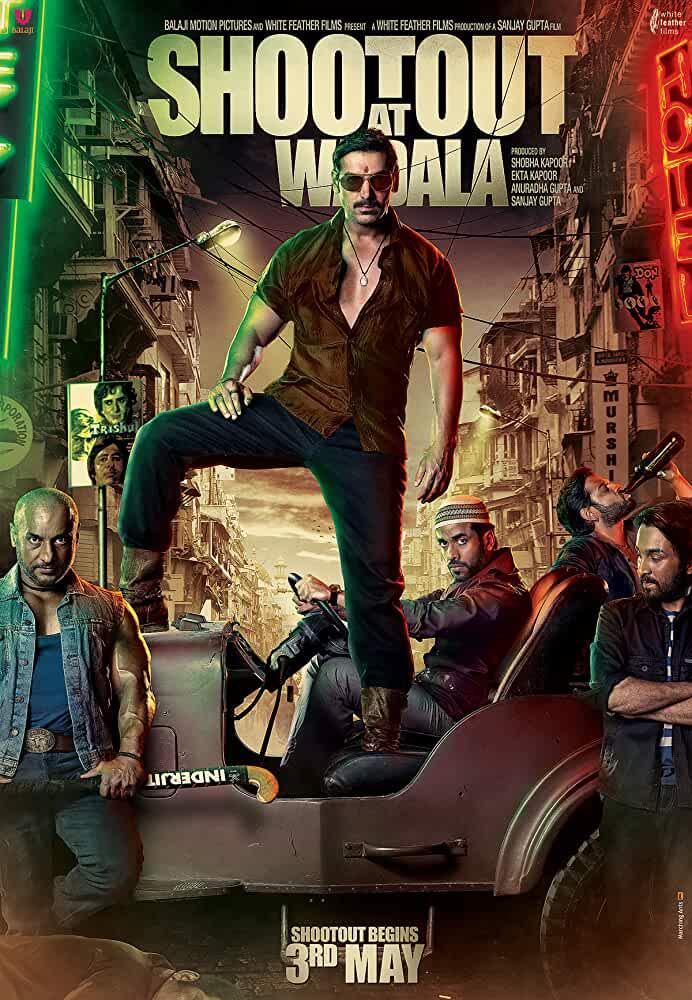 Shootout at Wadala 2013 Movies Watch on Netflix