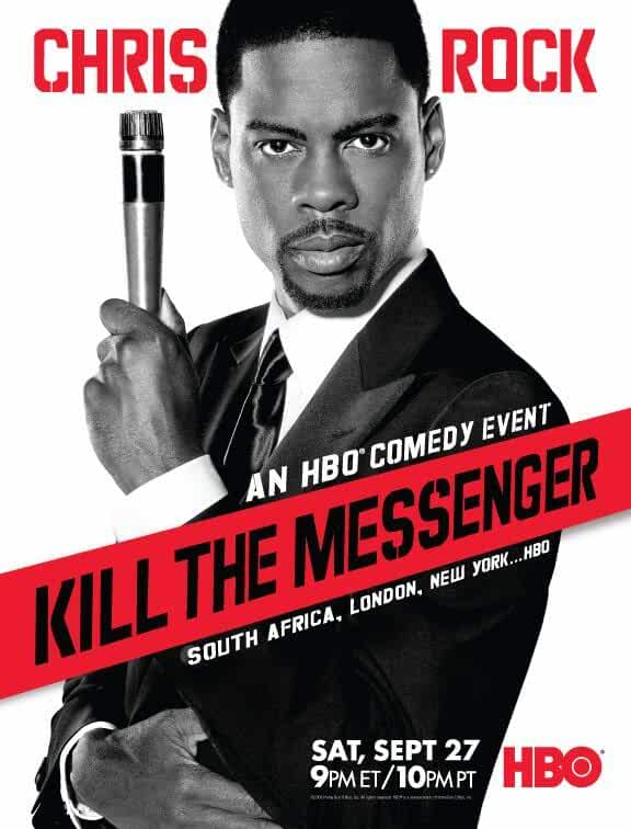 Chris Rock: Kill the Messenger - London, New York, Johannesburg 2008 Movies Watch on Disney + HotStar