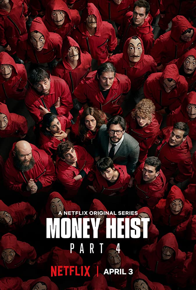 Money Heist 2017 Web/TV Series Watch on Netflix