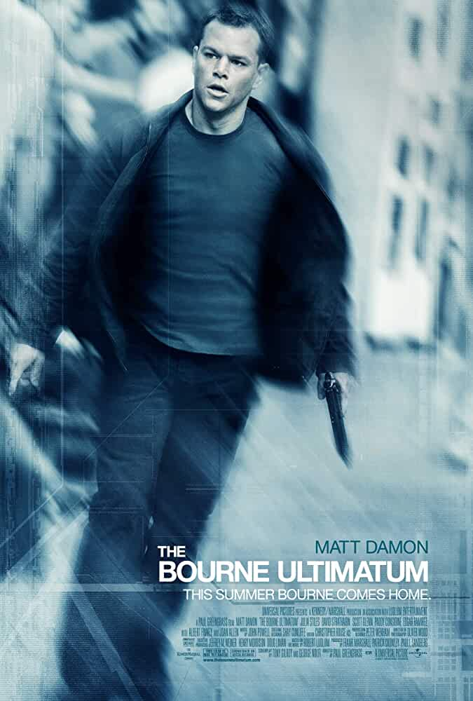The Bourne Ultimatum 2007 Movies Watch on Amazon Prime Video