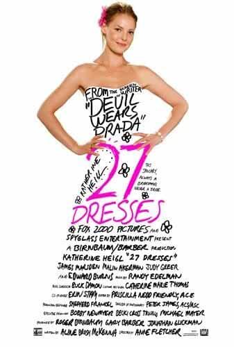 27 Dresses 2008 Movies Watch on Disney + HotStar