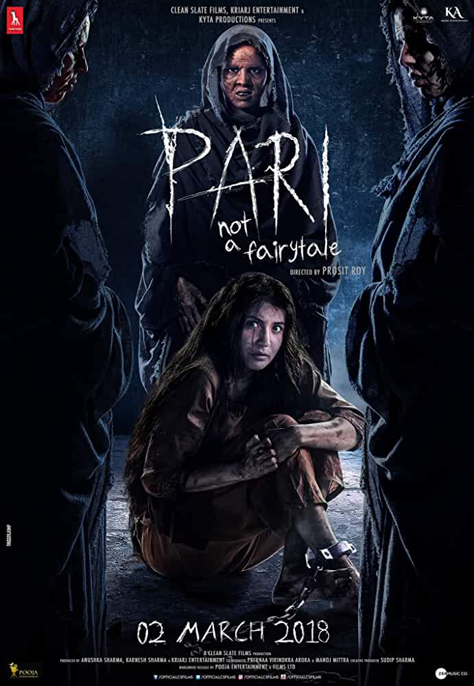 Pari 2018 Movies Watch on Amazon Prime Video
