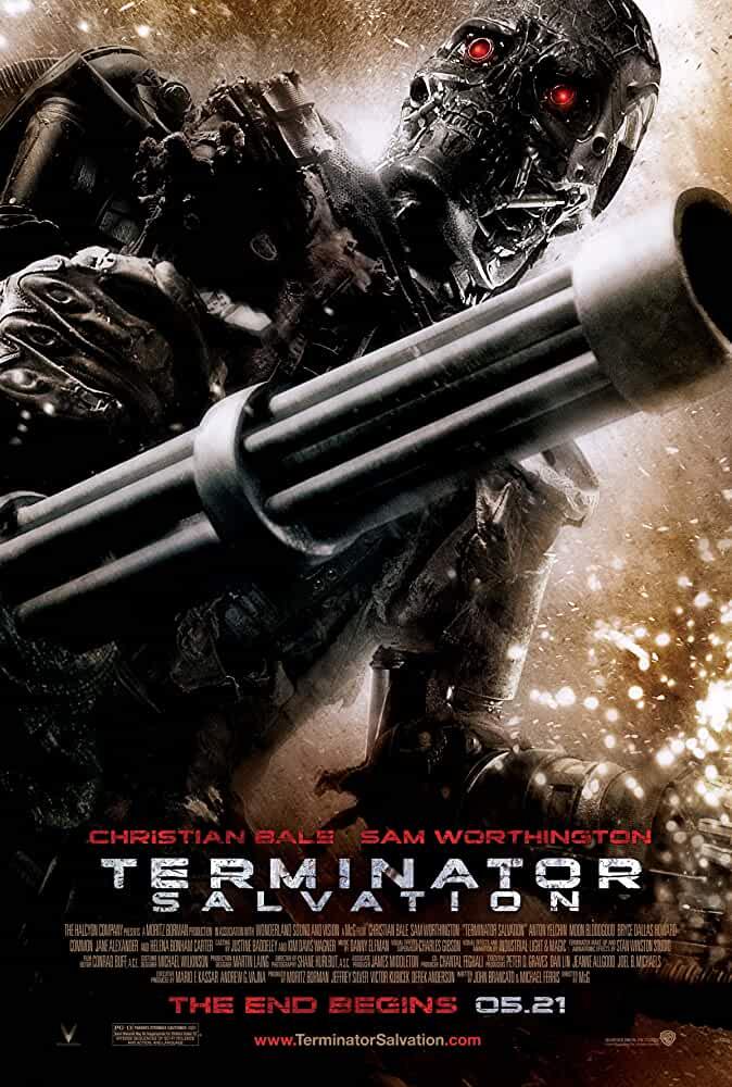 Terminator Salvation 2009 Movies Watch on Amazon Prime Video