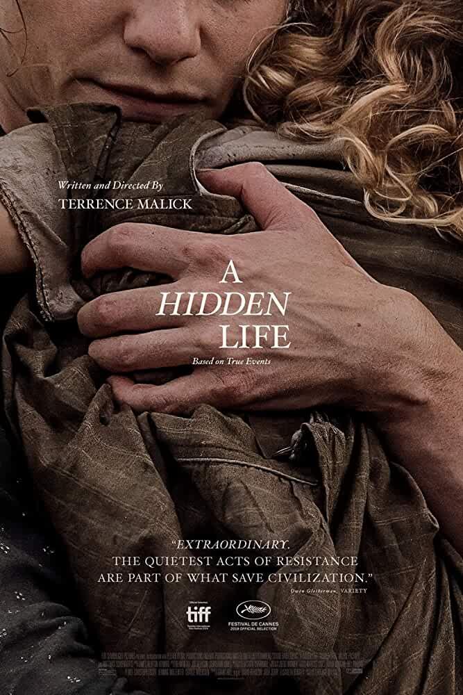 A Hidden Life 2019 Movies Watch on Disney + HotStar