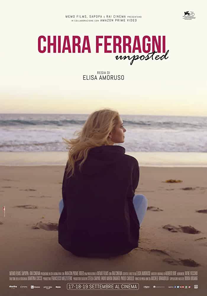 Chiara Ferragni Unposted 2019 Movies Watch on Amazon Prime Video