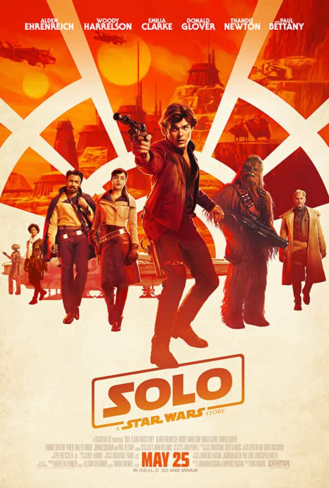 Solo: A Star Wars Story 2018 Movies Watch on Disney + HotStar