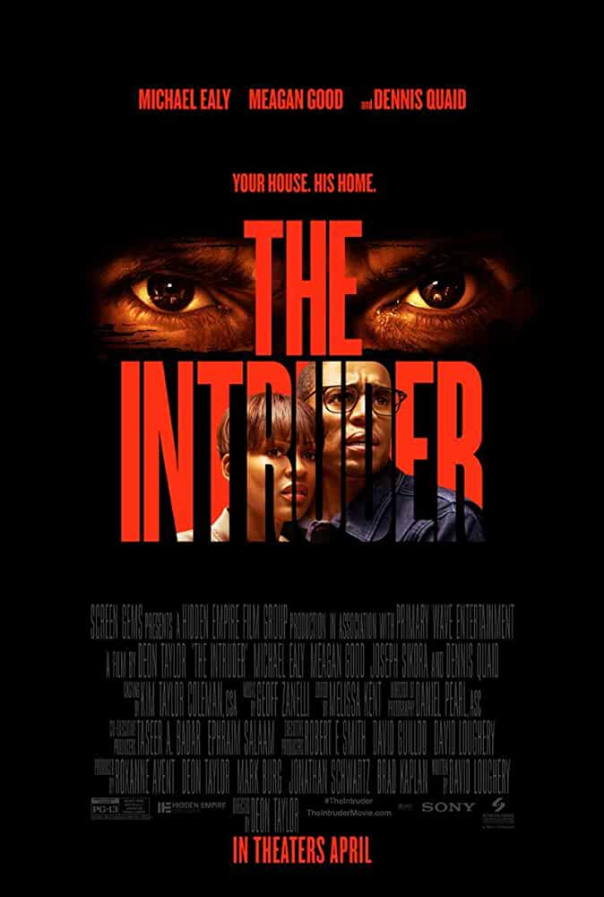 The Intruder 2019 Movies Watch on Amazon Prime Video