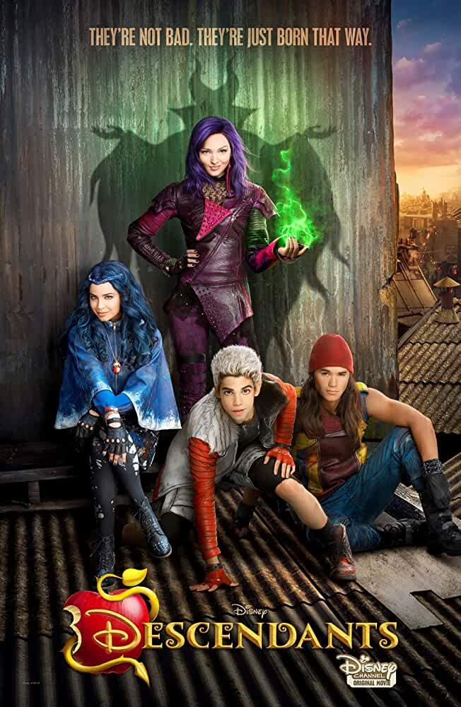 Descendants 2015 Movies Watch on Disney + HotStar