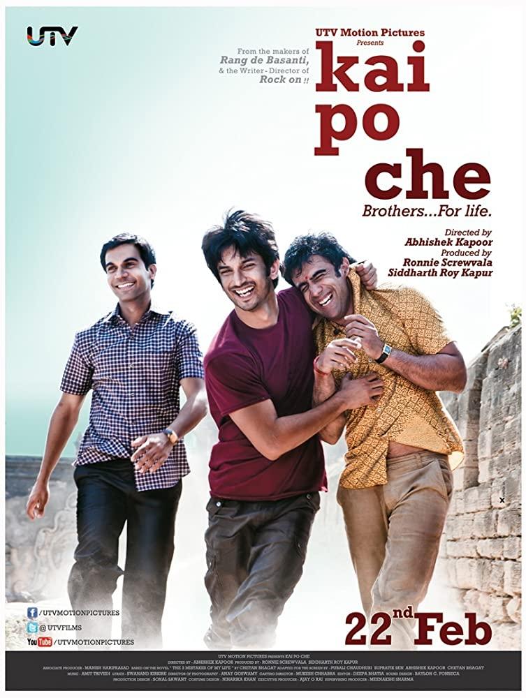 Kai Po Che! 2013 Movies Watch on Netflix