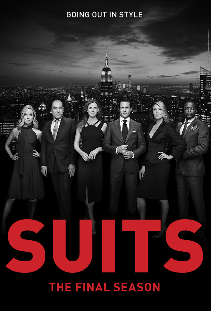 Suits 2011 Web/TV Series Watch on Netflix