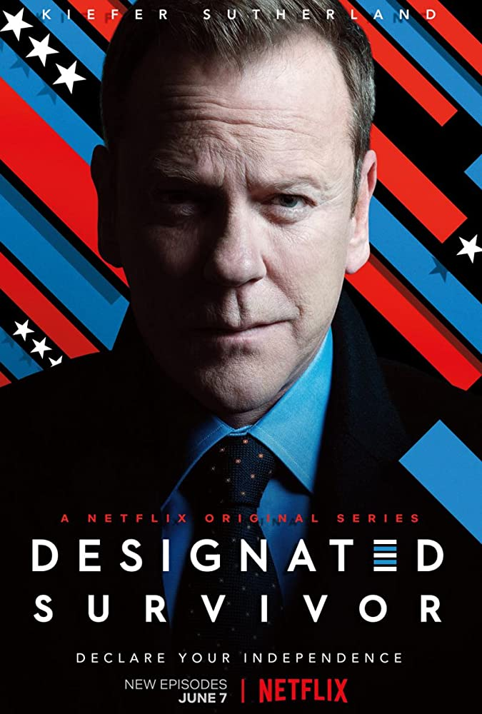 Designated Survivor 2016 Web/TV Series Watch on Netflix