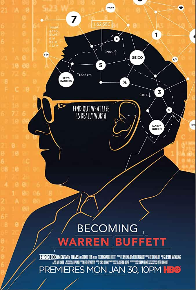 Becoming Warren Buffett 2017 Movies Watch on Disney + HotStar
