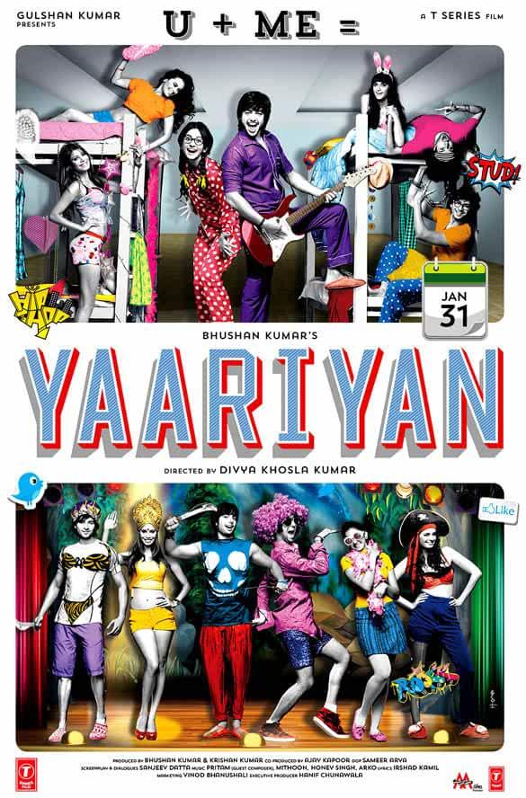 Yaariyan 2014 Movies Watch on Disney + HotStar