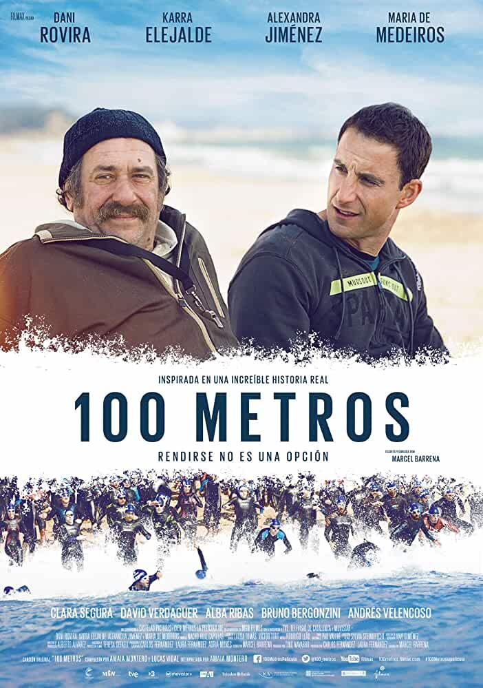 100 metros 2017 Movies Watch on Netflix