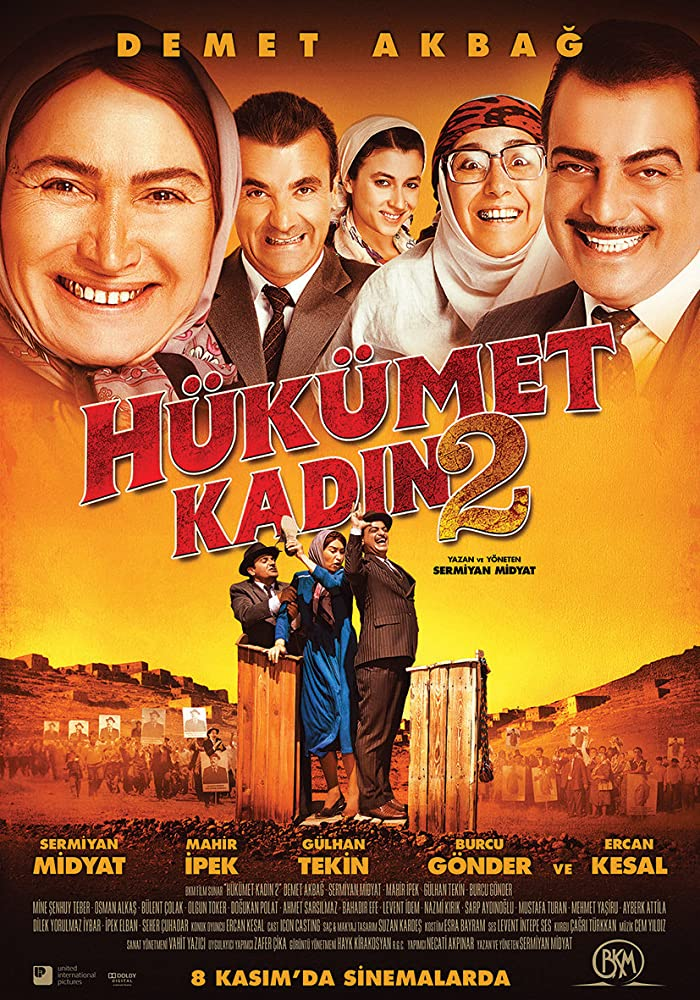 Hükümet Kadin 2 2013 Movies Watch on Netflix