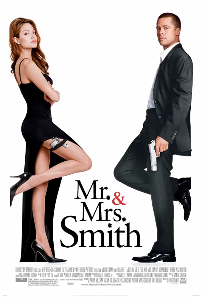 mr. & mrs. smith 2005 Movies Watch on Amazon Prime Video