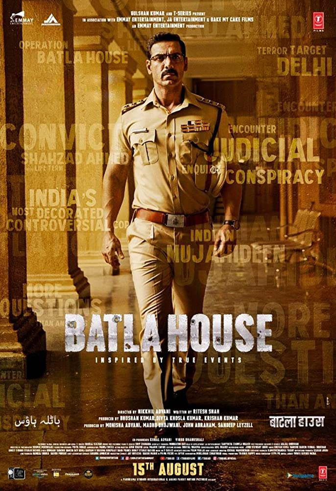 Batla House 2019 Movies Watch on Amazon Prime Video