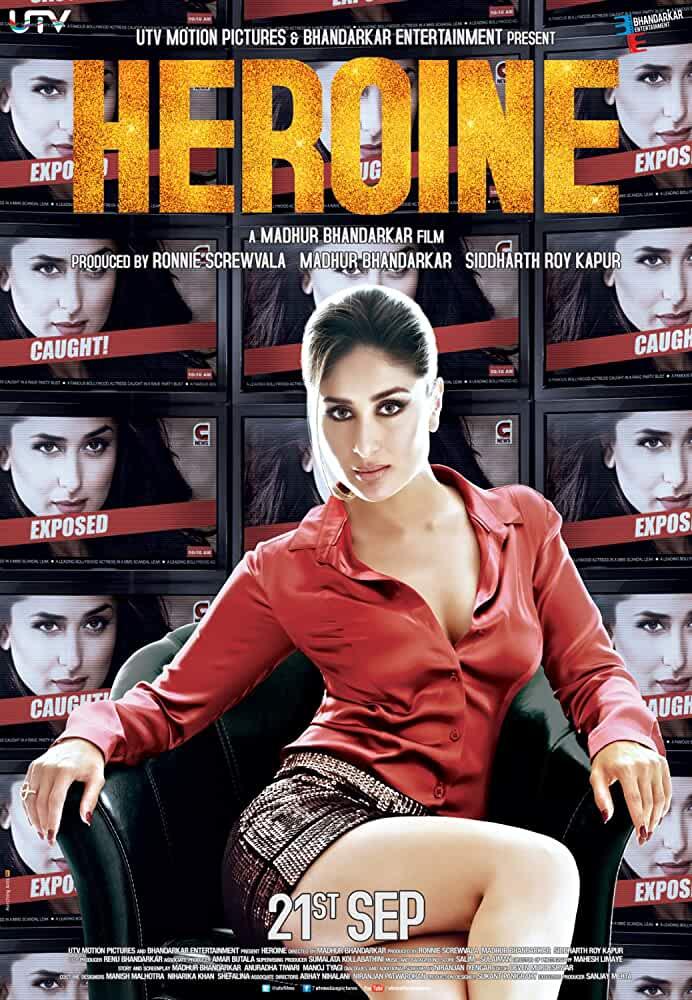 Heroine 2012 Movies Watch on Netflix