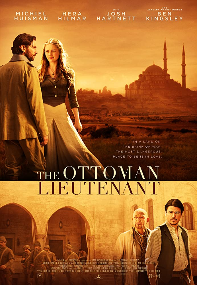 The Ottoman Lieutenant 2017 Movies Watch on Netflix