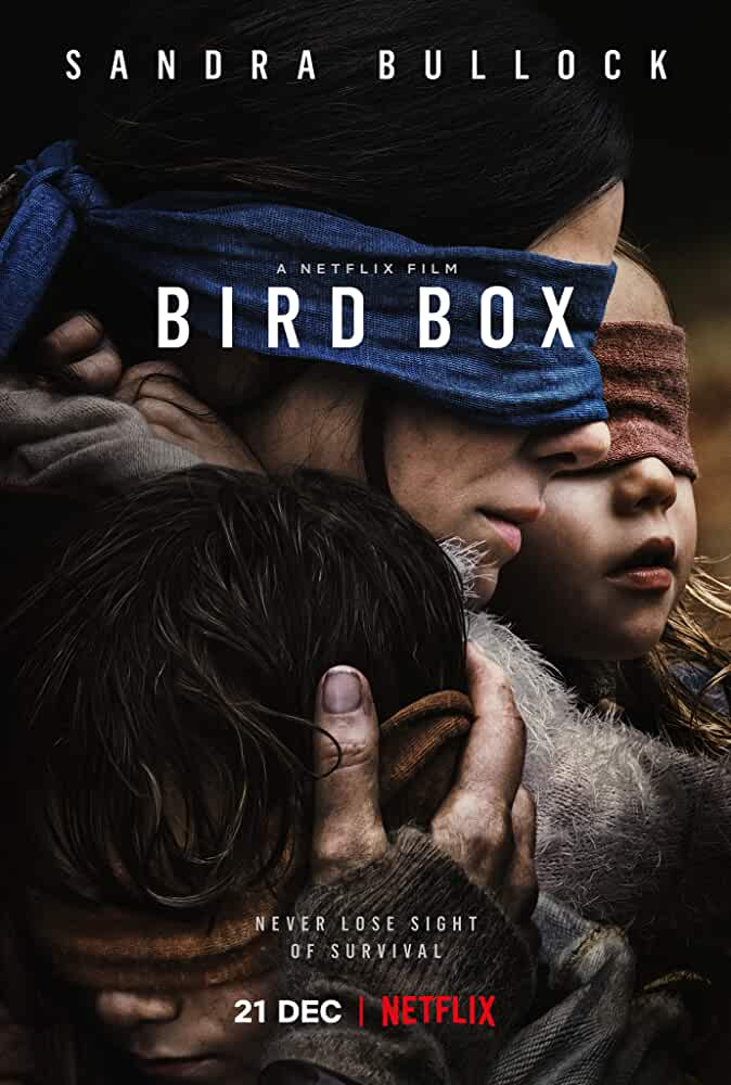 Bird Box 2018 Movies Watch on Netflix