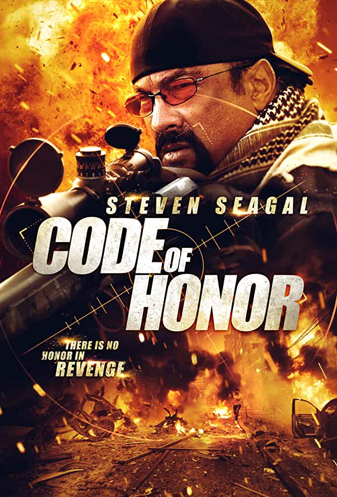 Code of Honor 2016 Movies Watch on Amazon Prime Video