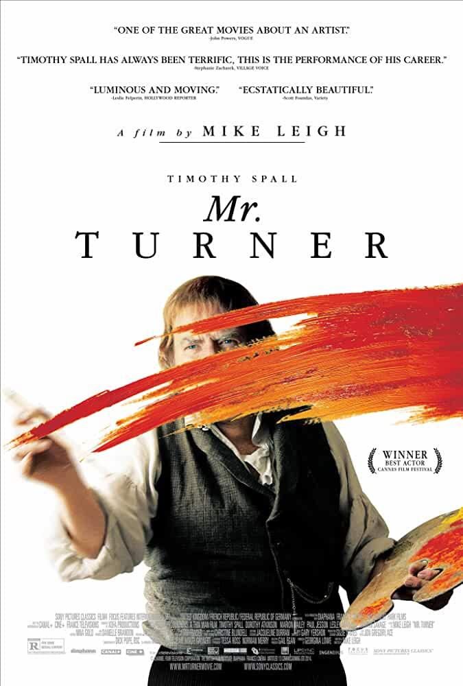 Mr. Turner 2015 Movies Watch on Amazon Prime Video