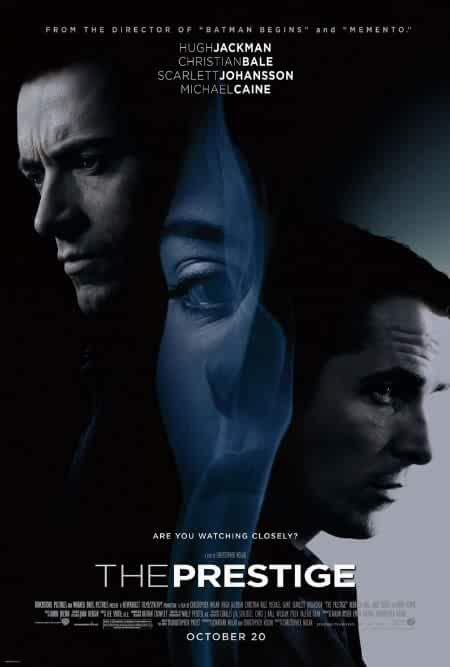 The Prestige 2006 Movies Watch on Amazon Prime Video