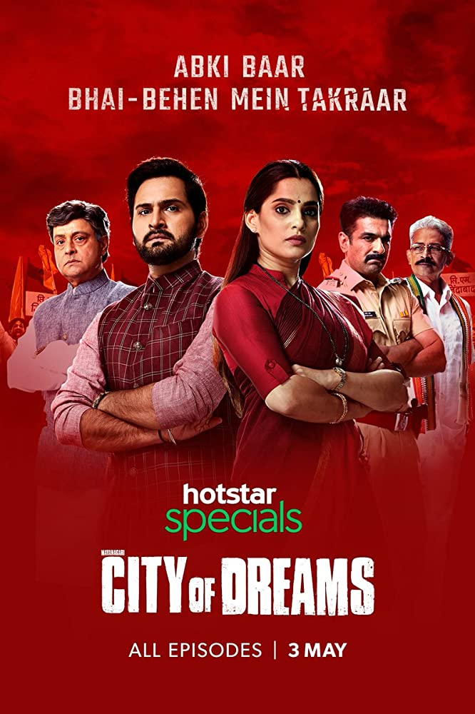 City of Dreams 2019 Web/TV Series Watch on Disney + HotStar