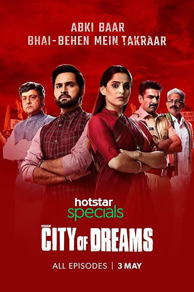 City of Dreams 2019 Web/TV Series Watch on Disney + HotStar