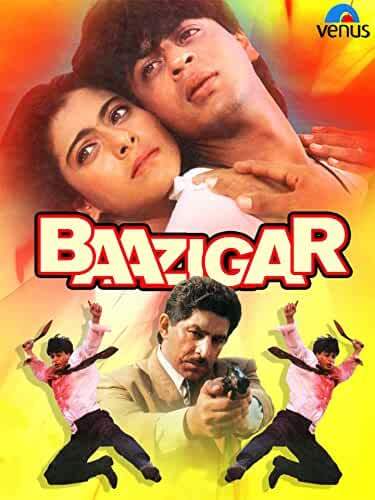 Baazigar 1993 Movies Watch on Amazon Prime Video