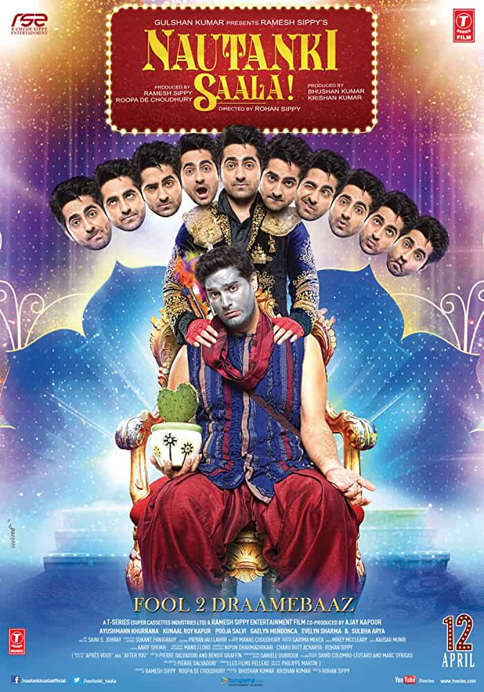 Nautanki Saala! 2013 Movies Watch on Disney + HotStar
